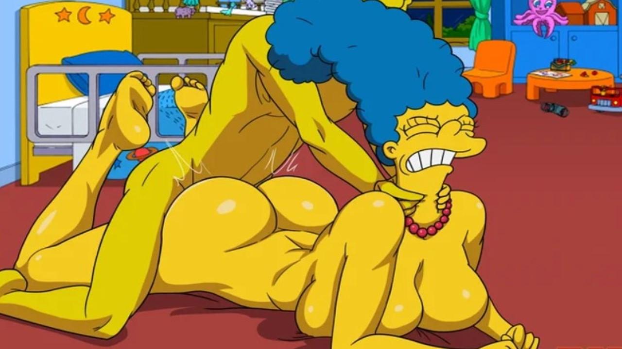 Simpsons Xxx