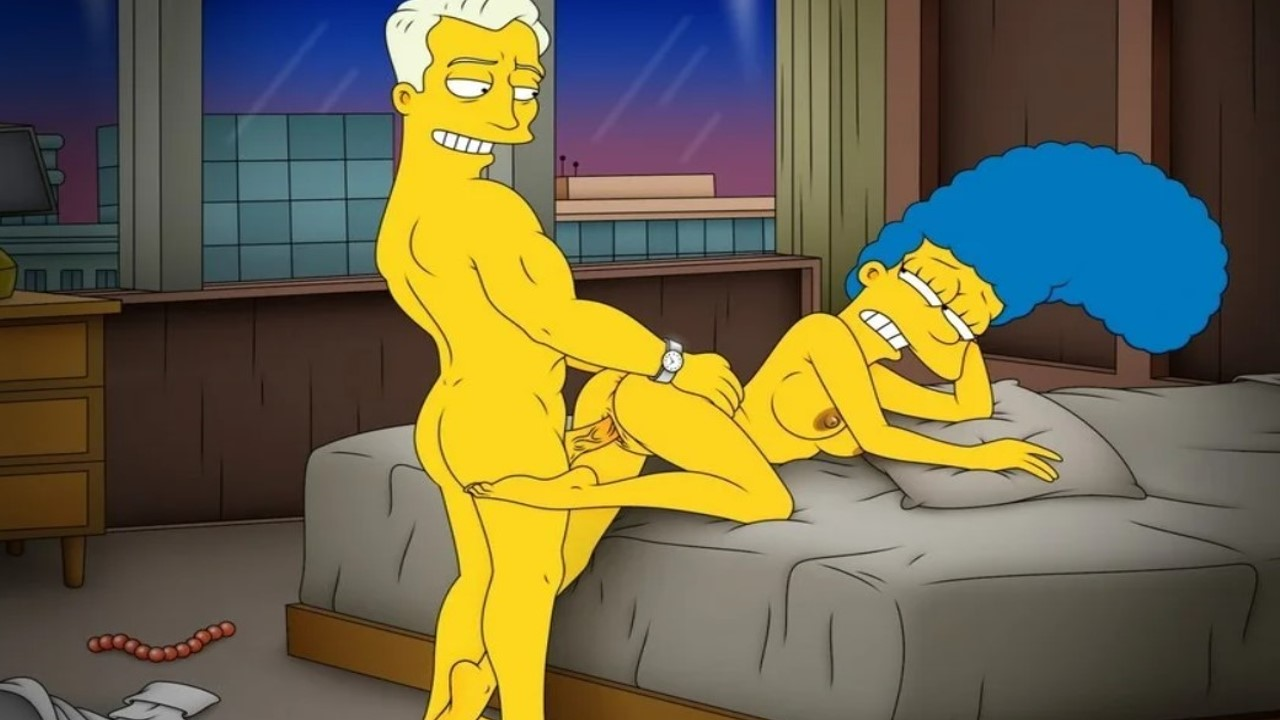 Marge simpson nackte Marge Hentai